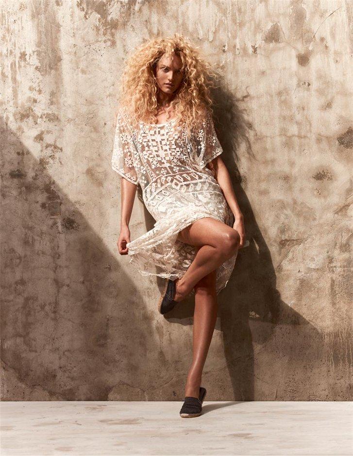 Big Hard Sun - Candice Swanepoel / Кэндис Свейнпол, фотограф Mariano Vivanco в журнале Muse magazine, лето 2012