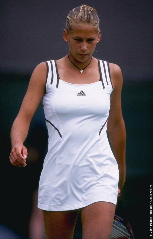 Anna Kournikova 1999
