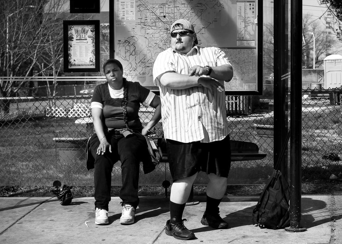 Неулыбчивая Америка: Черно-белая жизнь в бедных кварталах современного Балтимора (27)