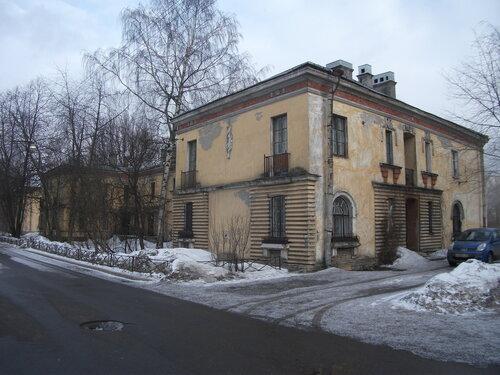 ул. Крупской 12к2