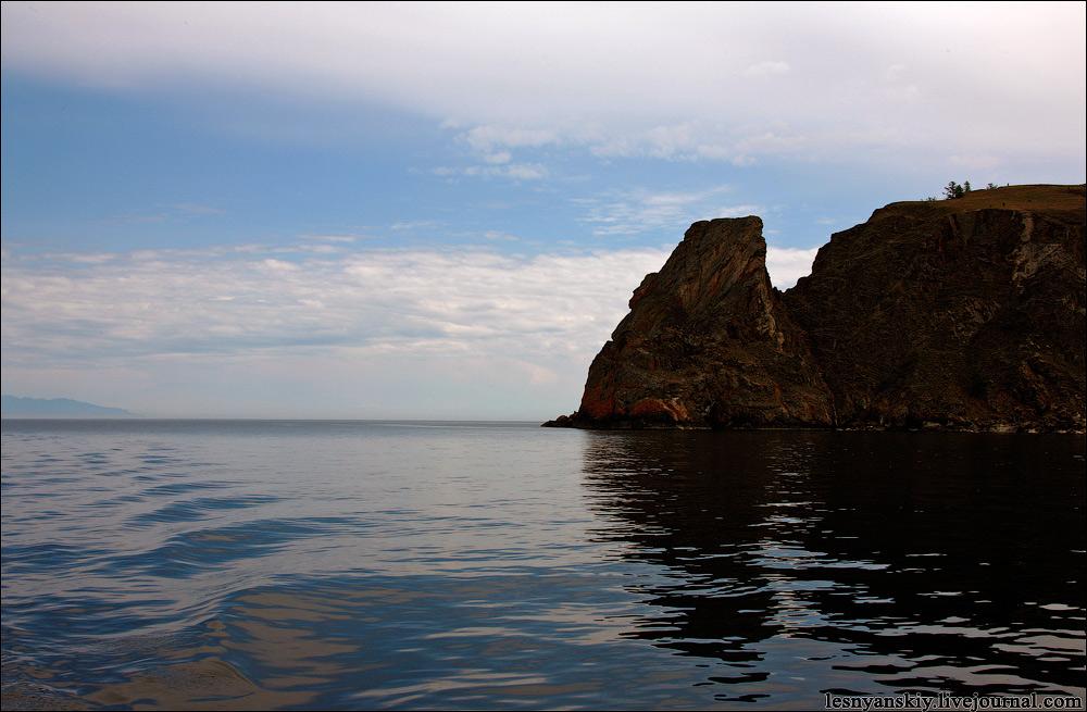 Мыс Хобой (остров Ольхон)