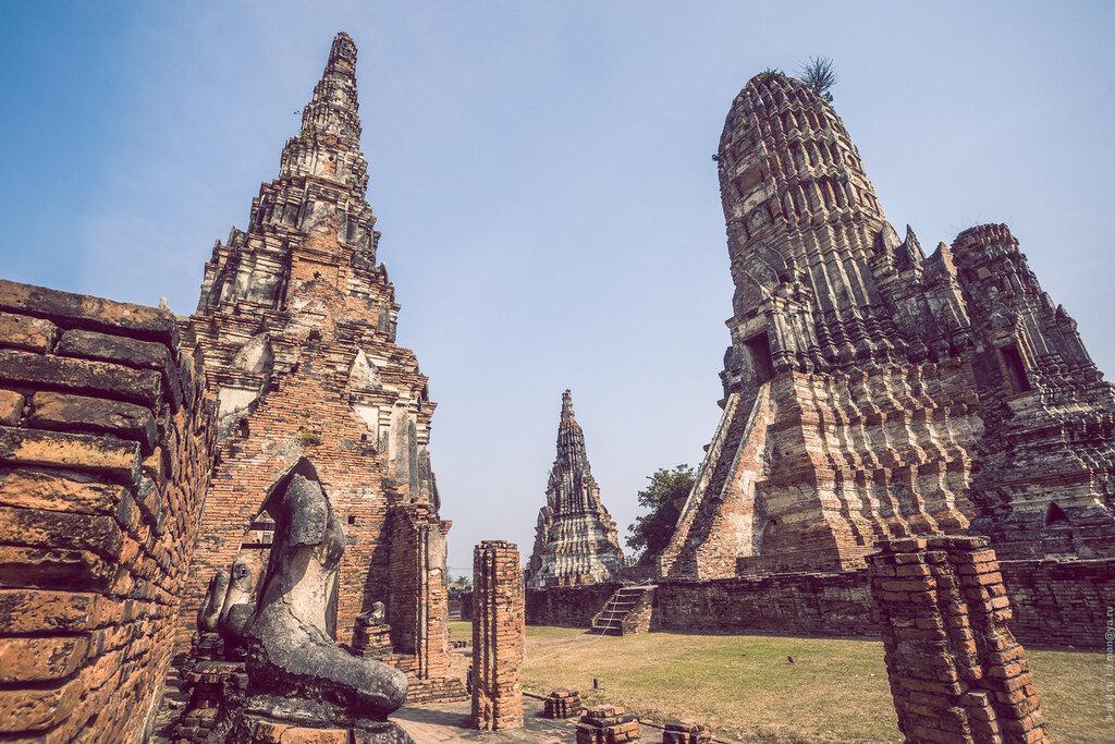 Тайланд. Аютайя– часть1