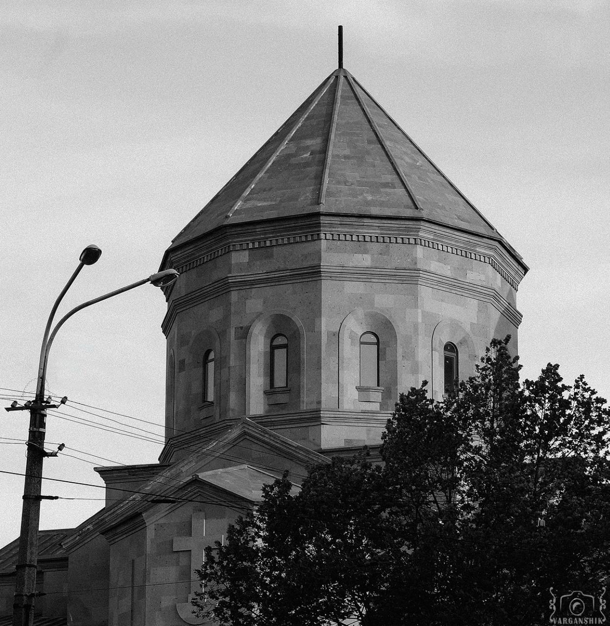 varganshik религия Армянская Апостольская церковь