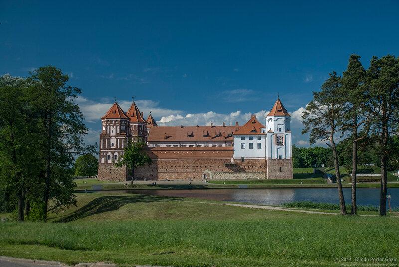 мирский замок 2014