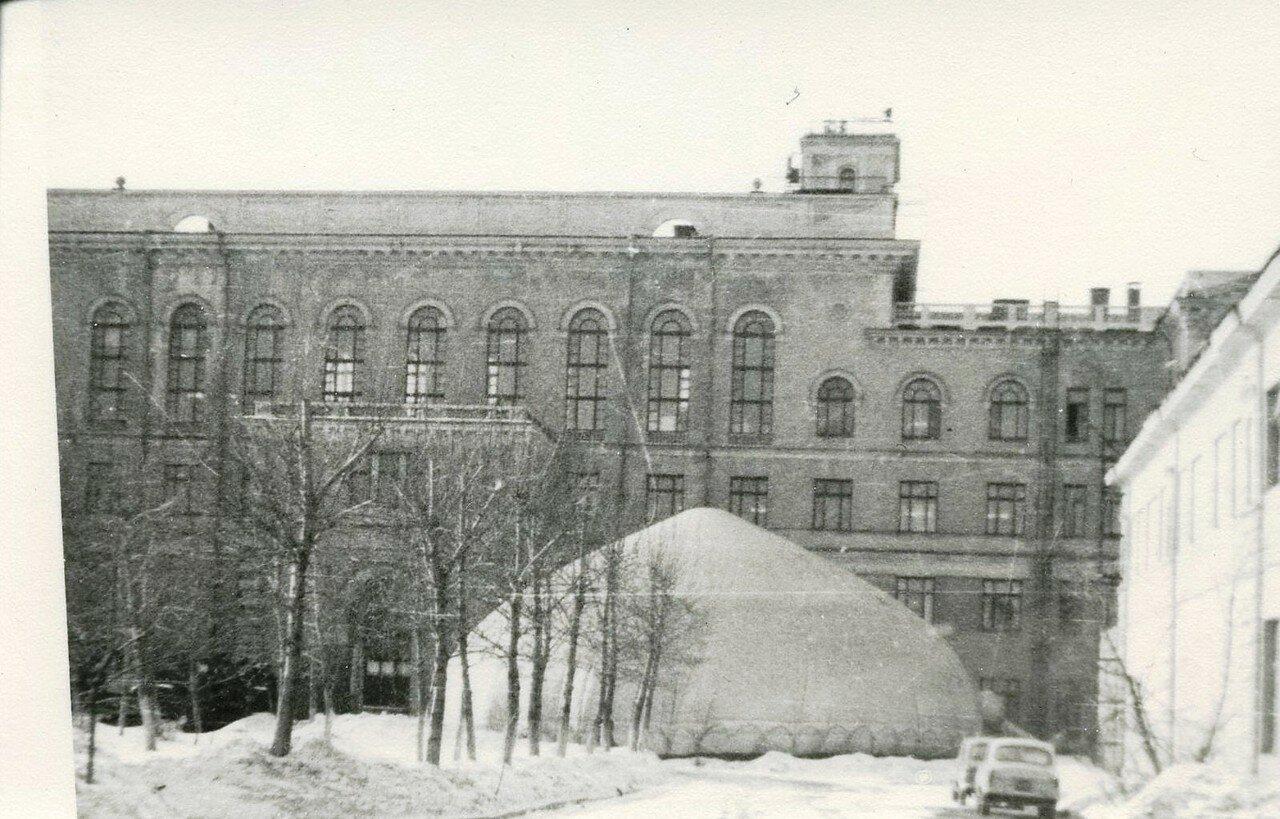 1960-е. Рязанский проспект