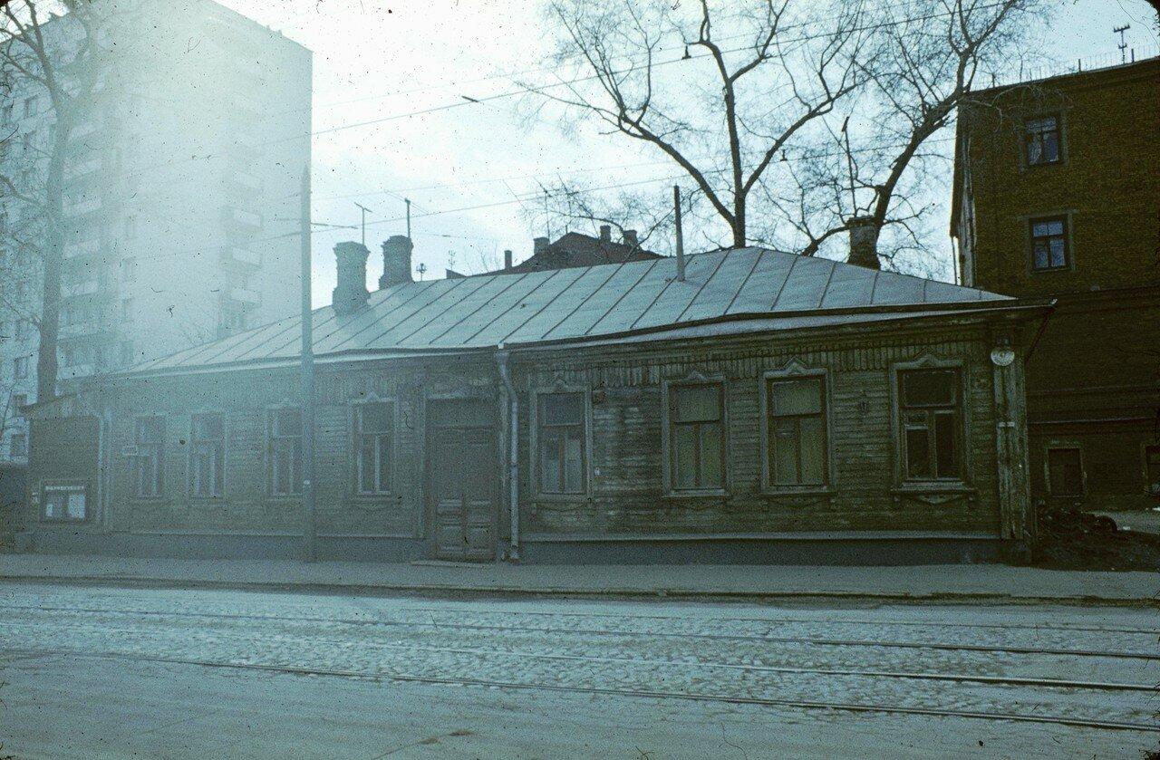 1973. Улица Гиляровского, дом 47