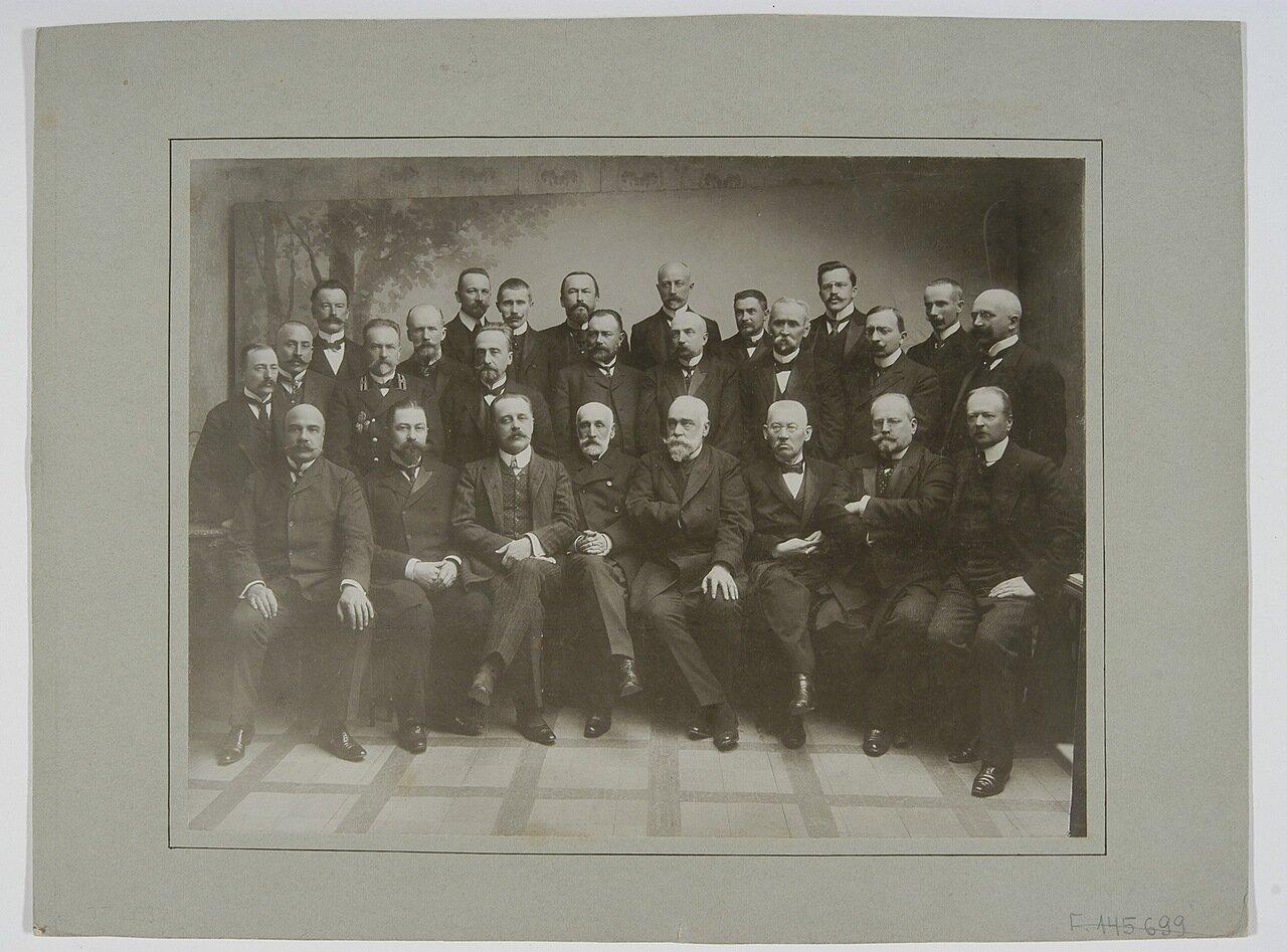 1905. Вильно. Комиссия о местном самоуправлении
