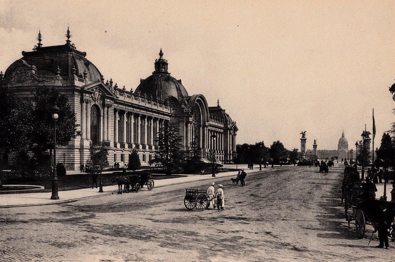 1910-е. Малый дворец
