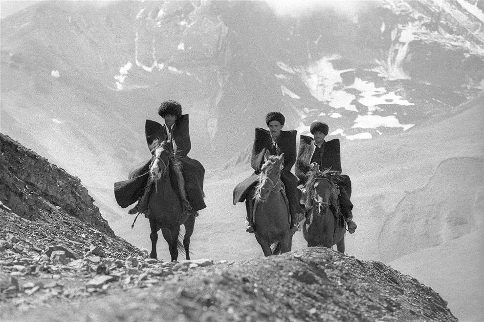 1968. Джигиты. Дагестан