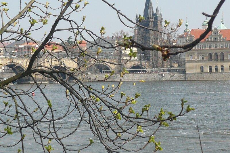 Влтава.Прага.