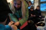 Поход - детский лагерь Звезда Вифлеема