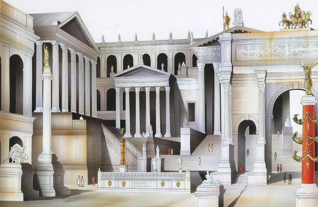 Римский форму (реконструкция)