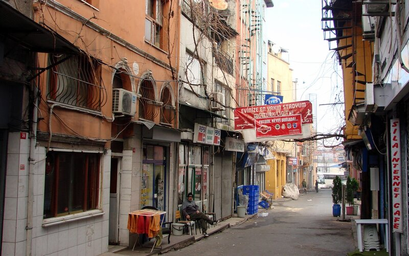 Турецкий квартал