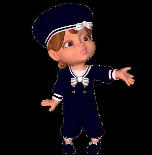 Kit-морячка
