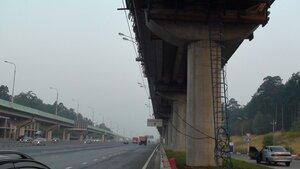 шоссе Новая Рига, фото 1-й км