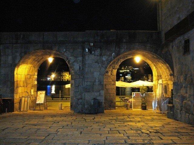 От Кафедрального собора Порту в Рибейру