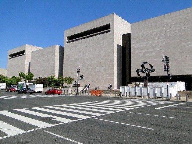 Национальный музей авиации и космонавтики. Вашингтон