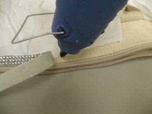 Старую тканевую сумку можно преобразить до неузнаваемости, проявив немного фантазии.  Есть.