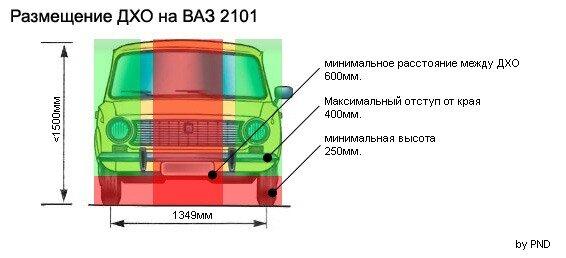 Фото №23 - как подсоединить ходовые огни на ВАЗ 2110