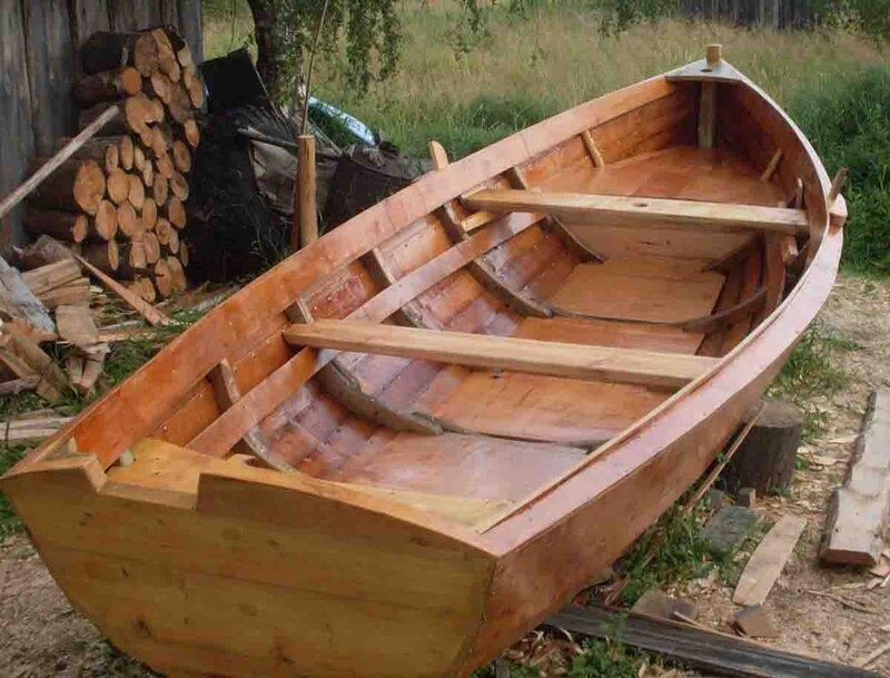 Северные лодки своими руками 21
