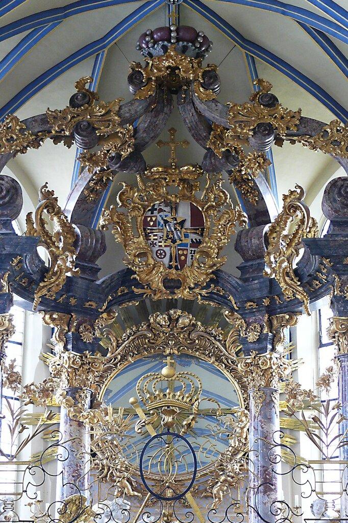 Церковь Св. Марии Ангелов в Брюле.