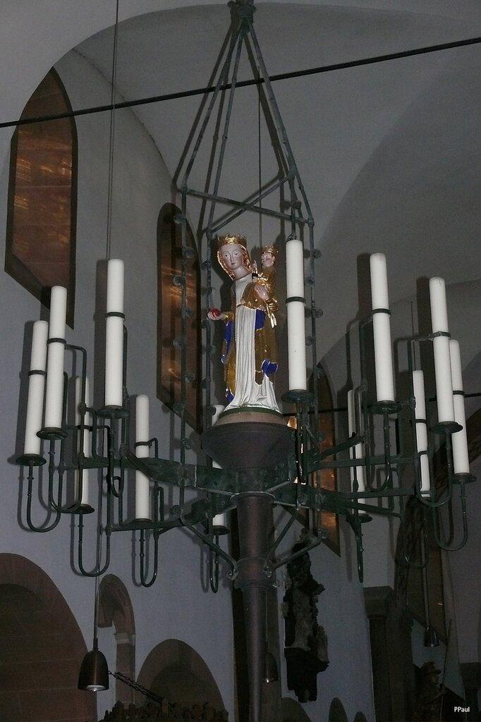 Stiftskirche в Бад Мюнстерайфеле