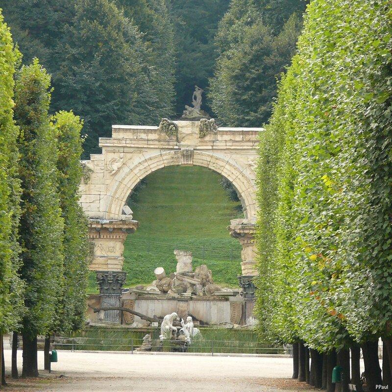 Резиденция Габсбургов - Дворец Шонбрунн
