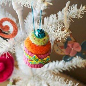 Новогодние игрушки своими руками ангелы