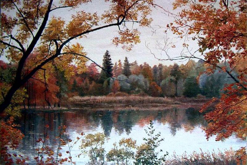 Юрий Радомский Ориенбаум.Осень