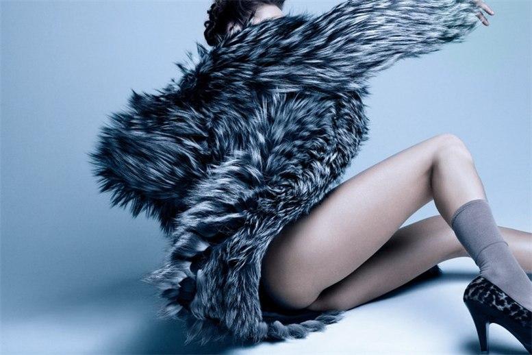 модель Ри Расмусен / Rie Rasmussen, фотограф Francesco Carrozzini