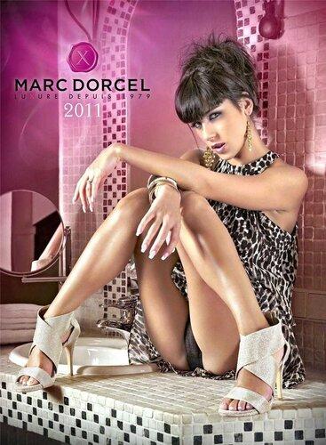 календарь Marc Dorcel 2011 calendar