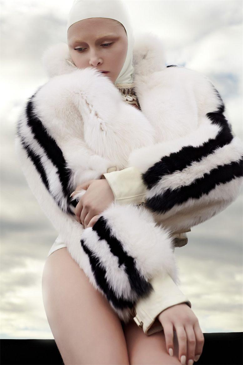 модель Эми Финлейсон / Amy Finlayson, фотограф Justin Ridler