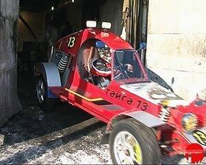 В Приморье автомеханики собрали два багги из отживших свой век машин