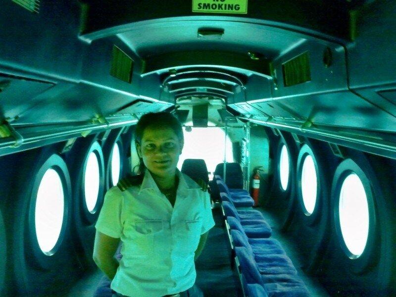 подводная лодка на прокат