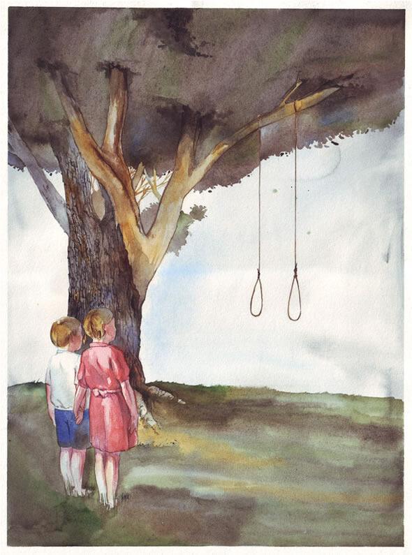 Someone Broke The Swing.автор reeywhaar