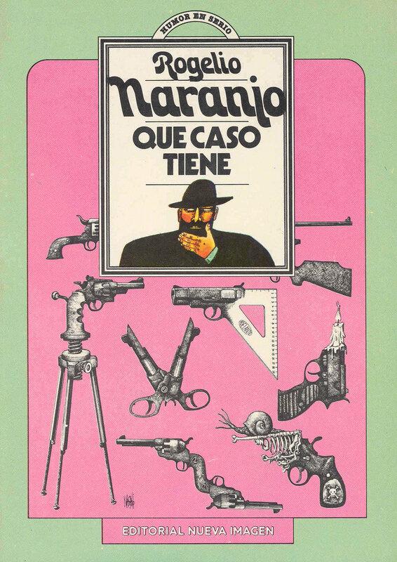 рисунки Rogelio Naranjo