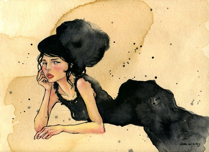 The Art of Stella Im Hultberg