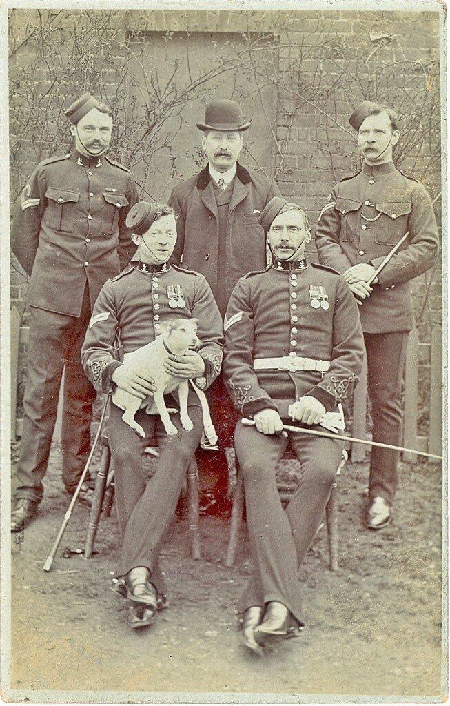 Гвардейские драгуны.Dragoon Guards (Princess Royal's) Shortly