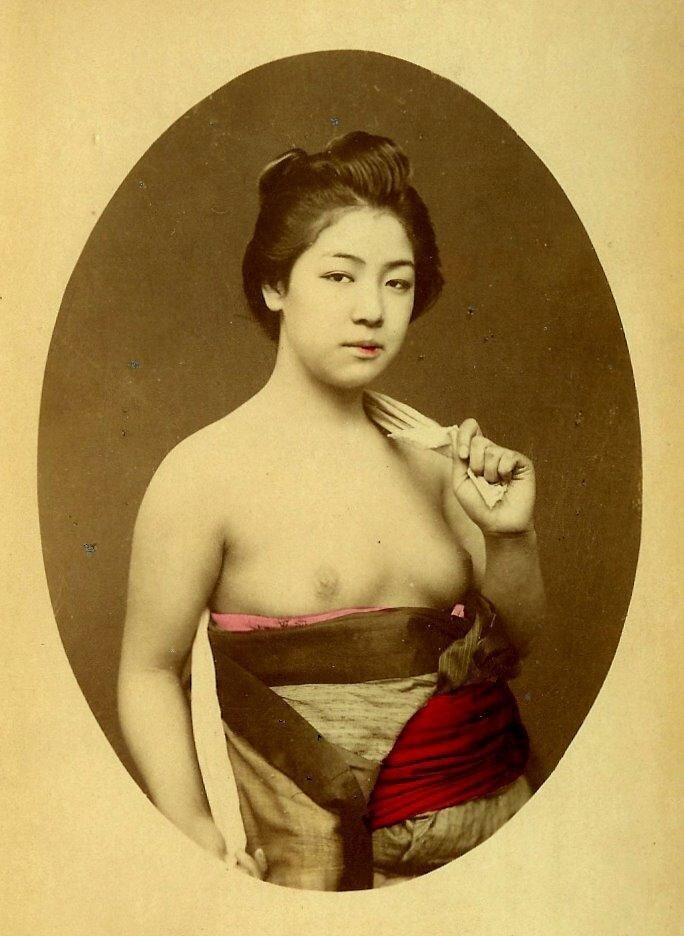 Old Japan.Мечта японского мужчины
