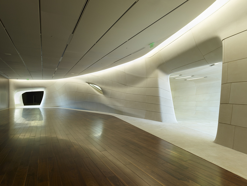 Louisiana State Sports Hall of Fame by Trahan Architects