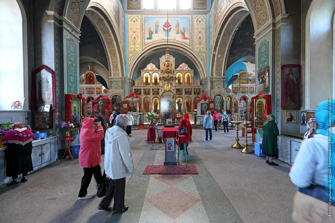 Храм Покрова Пресвятой Богородицы в Константиновске