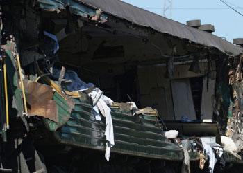 Семьям погибших при столкновении поездов выплатят по 780 тыс. лей