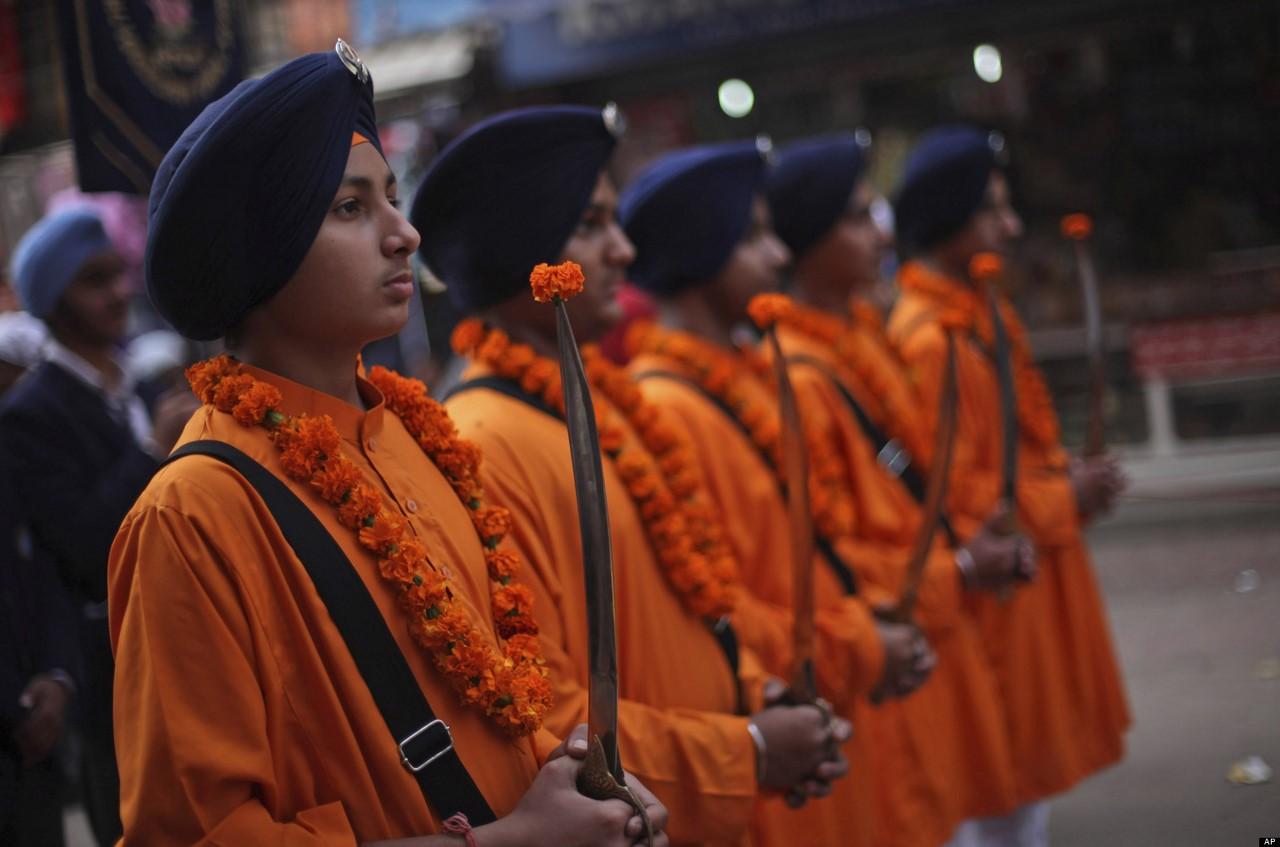 India Sikhs