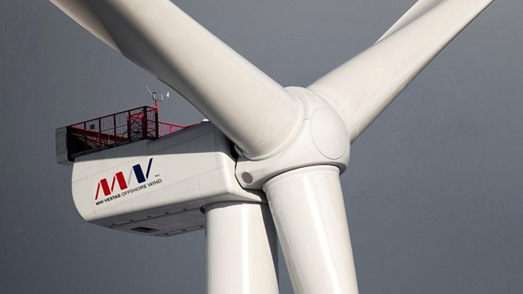 Самый мощный в мире ветрогенератор