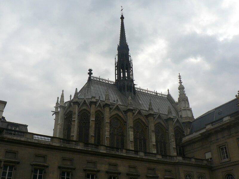 Париж. Сен-Шапель