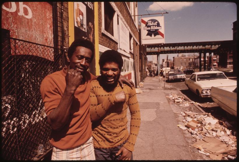 Негритянский квартал в Чикаго 1970 х годов 0 131c89 798e167c orig