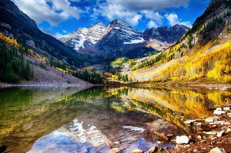 Осенние озера: 30 фотографий 0 145dd7 9e42b11b orig