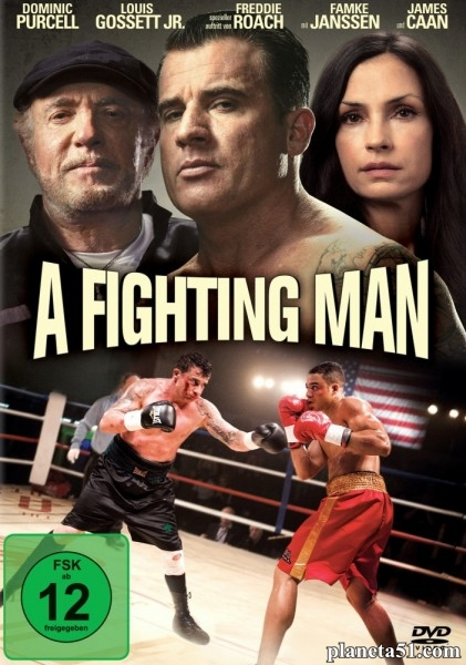 Боец / A Fighting Man (2014/BDRip/HDRip)