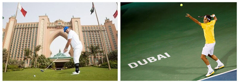 Спорт в Дубаи