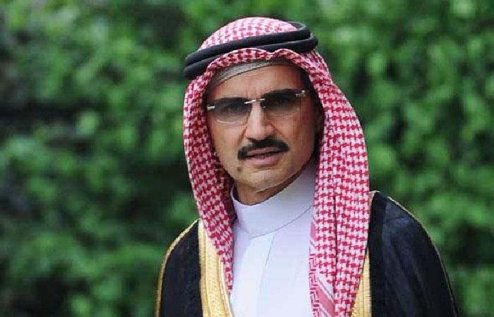 Принц Саудовской Аравии Аль-Валид бин Талал бин Абдулазиз Аль Сауд.  Поделитесь этим постом